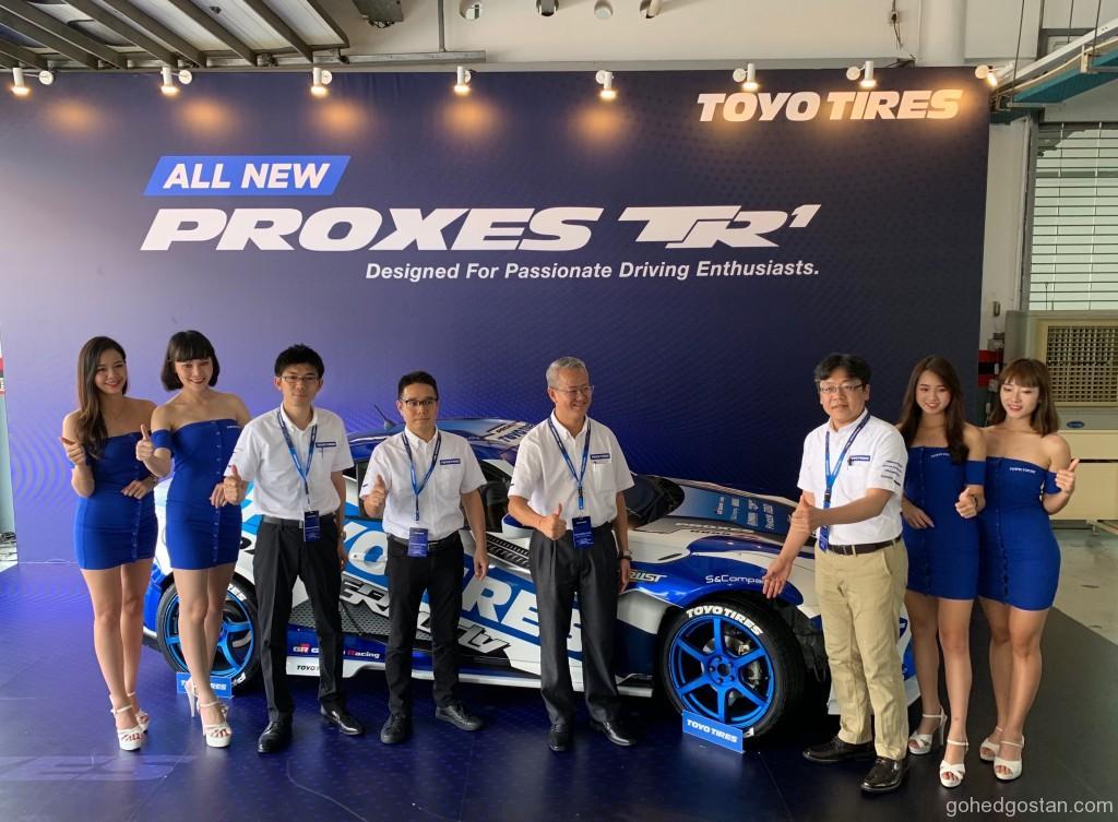 Toyo Proxes TR1 13.