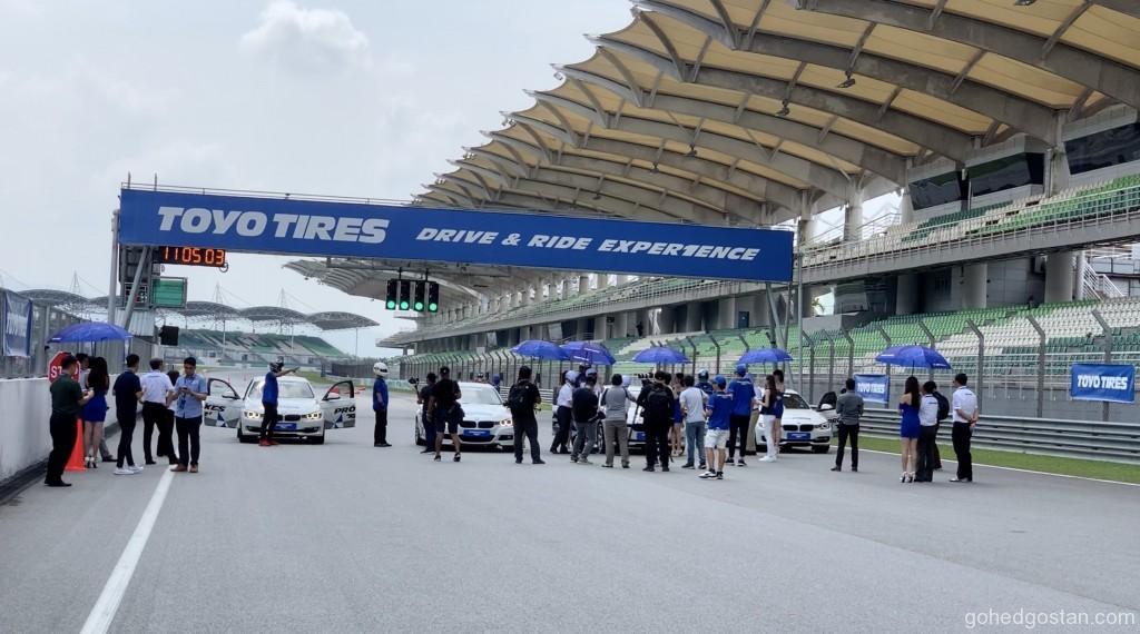 Toyo Proxes TR1 15.