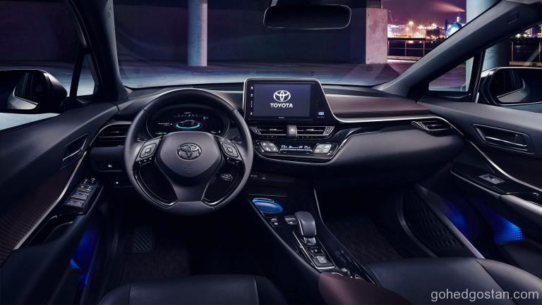 Toyota C-HR EV 2