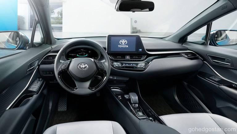 Toyota C-HR EV 4