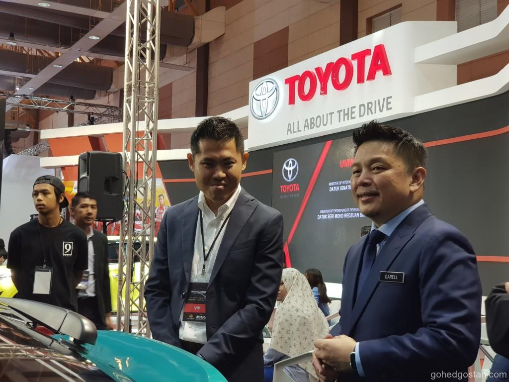 Toyota MMS 10