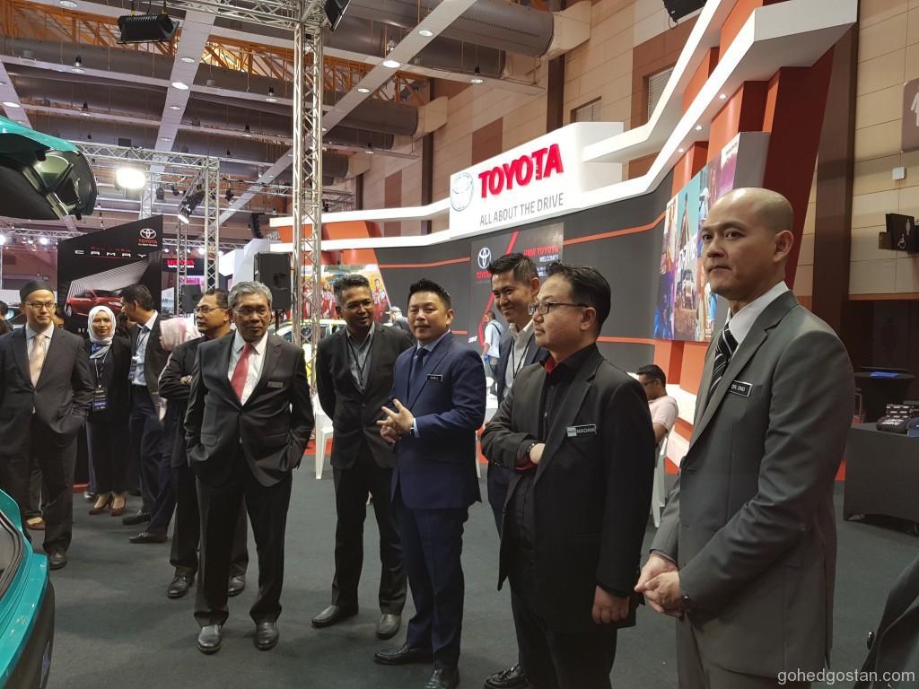 Toyota MMS 11