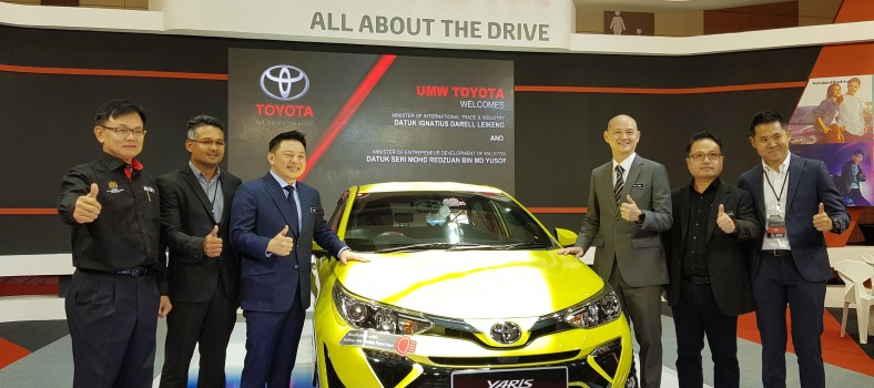 Toyota MMS 4