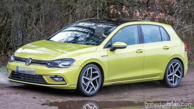 VW Golf 2020 1