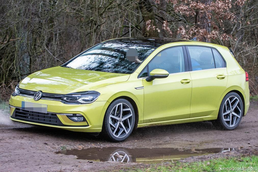 VW Golf 2020 3