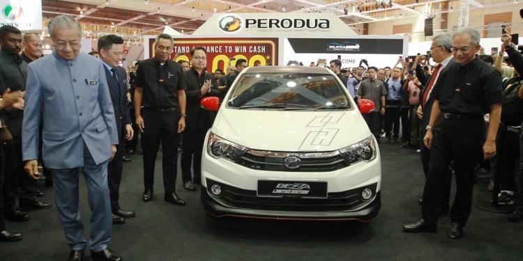 Perodua Bezza Limited Edition
