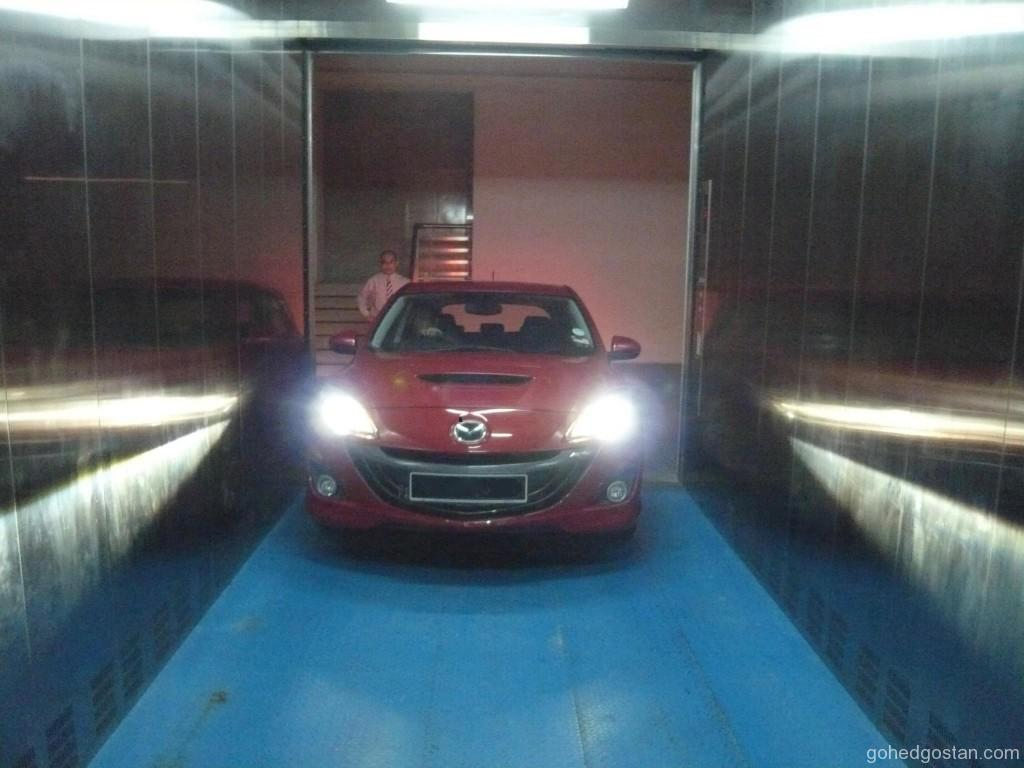 Mazda3 MPS 1