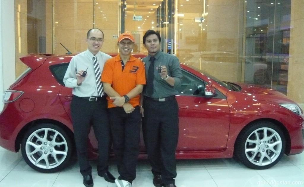 Mazda3 MPS 2
