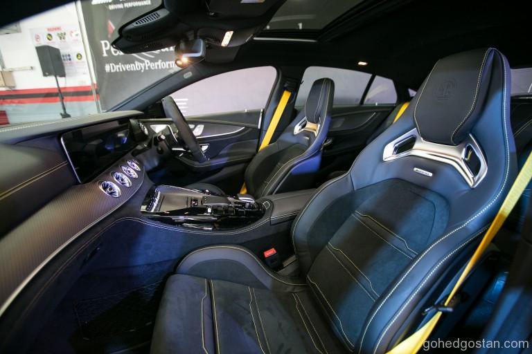 AMG GT 4-door Coupé 12