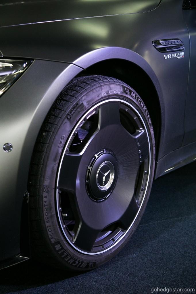 AMG GT 4-door Coupé 6