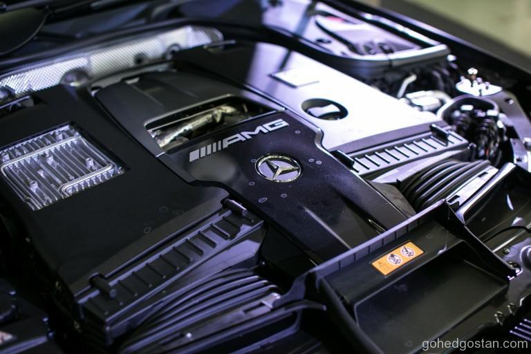 AMG GT 4-door Coupé 9
