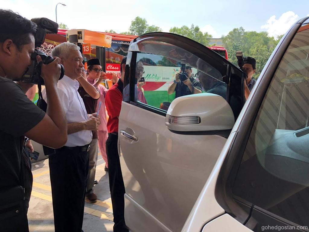 BHP balik Hari Raya safety campaign__1752