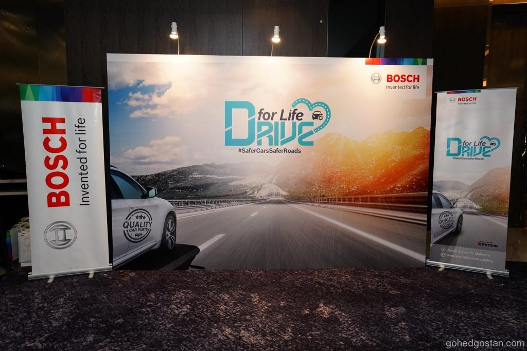 Bosch Drive for Life