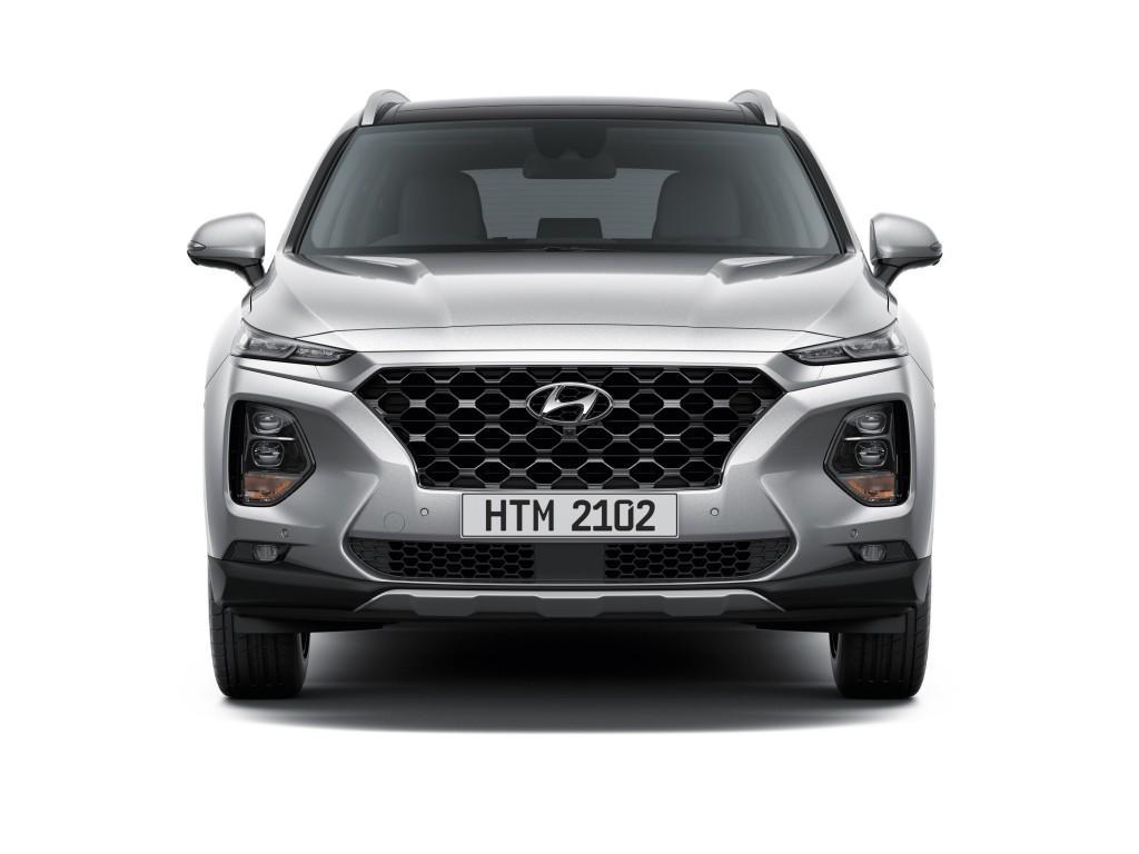 Exterior Hyundai Santa Fe (Front)
