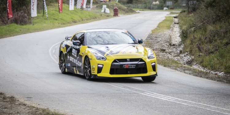 Nissan dominates day one at the Jaguar Simola Hill Climb - day one - image 01-source-1200x800