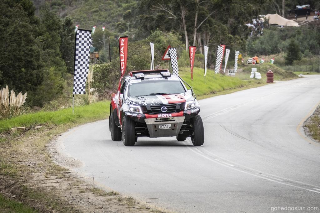 Nissan dominates day one at the Jaguar Simola Hill Climb - day one - image 04-source-1200x800