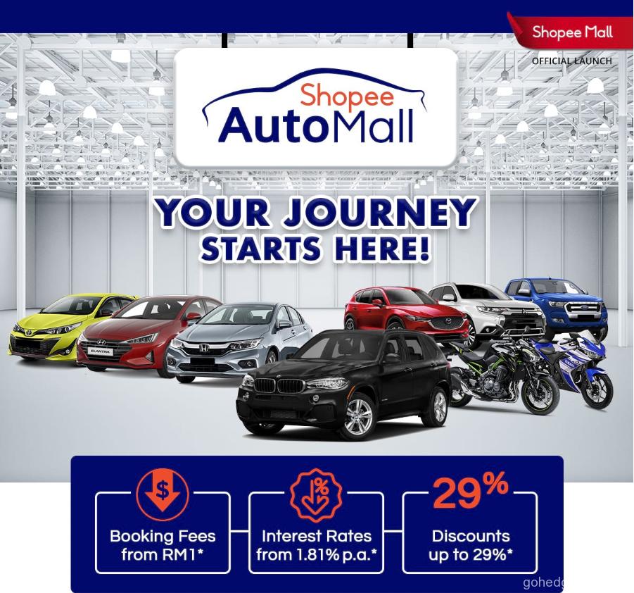Shopee AutoMall 1