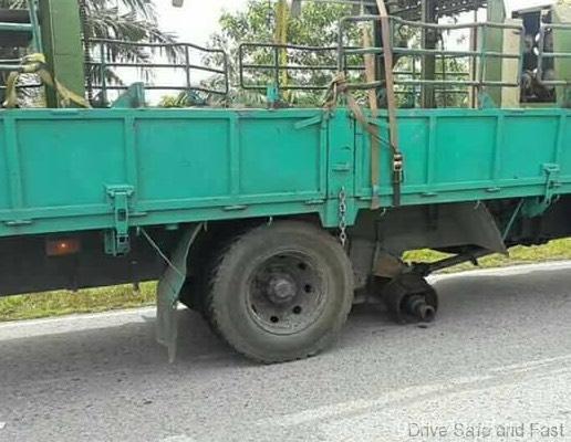 Tyre Accident 2