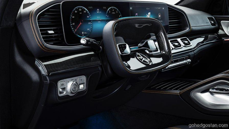 mercedes new dash 1