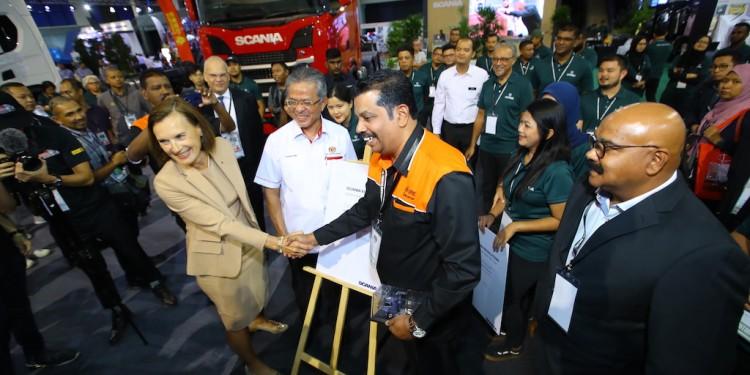 Scania Ecolution 1