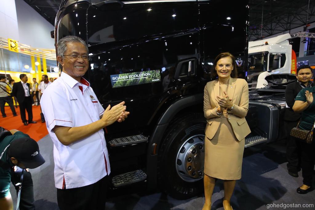 Scania Ecolution 2