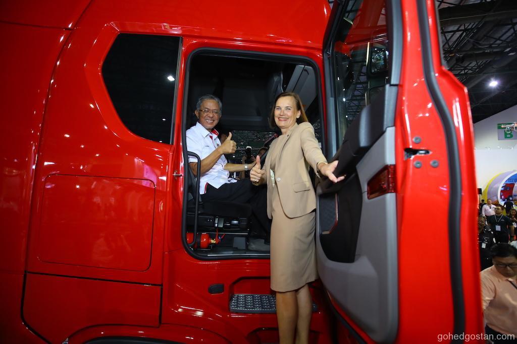 Scania Ecolution 3