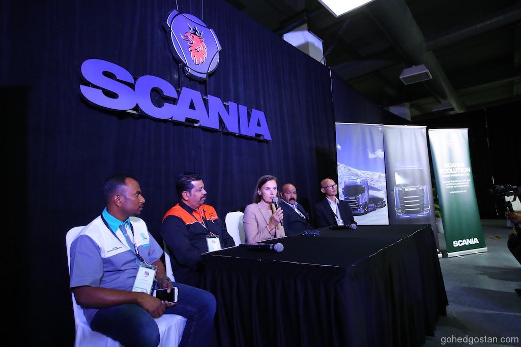 Scania Ecolution 4
