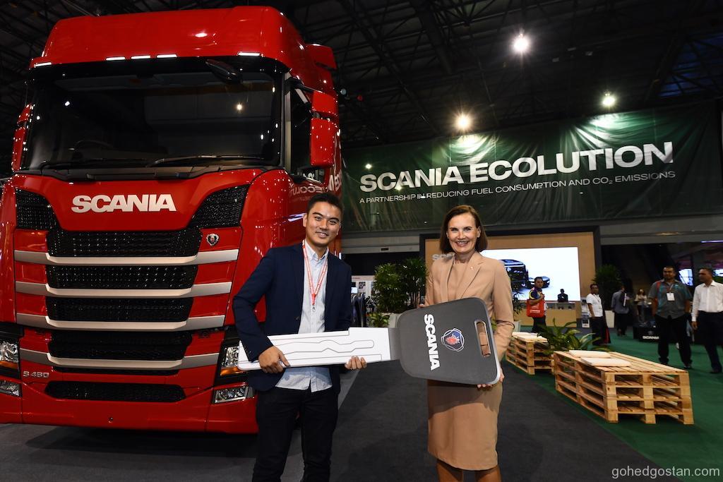 Scania Ecolution 5