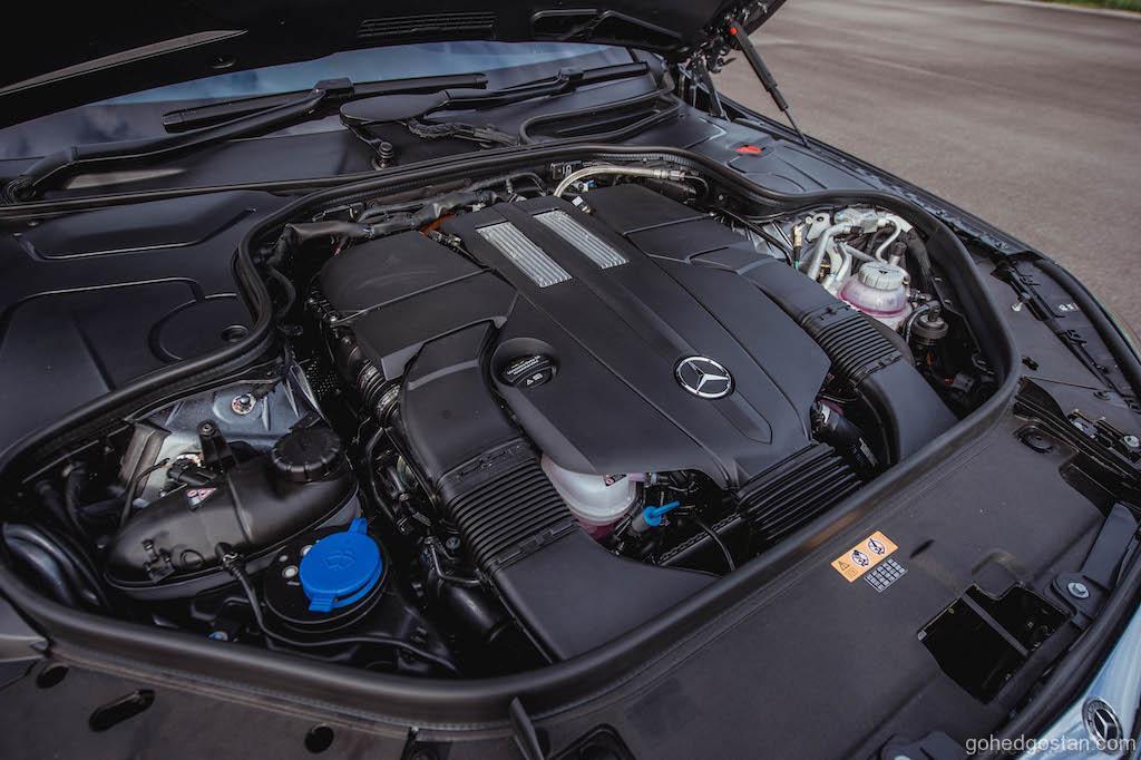 MercedesS560e 5
