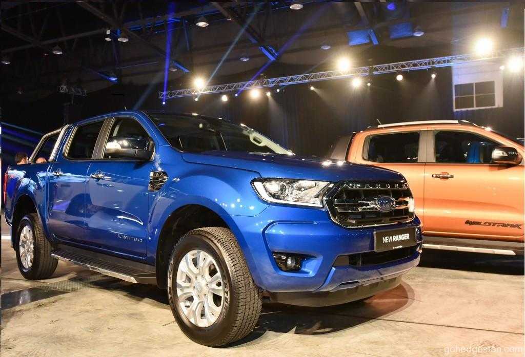 New Ford Ranger-2