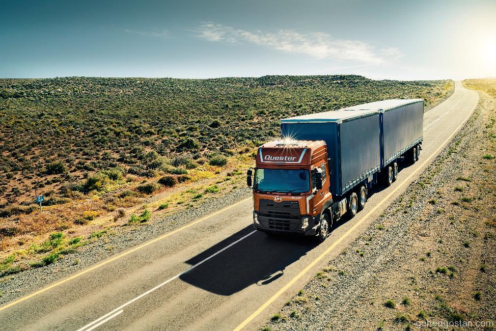 UD Trucks Quester 3