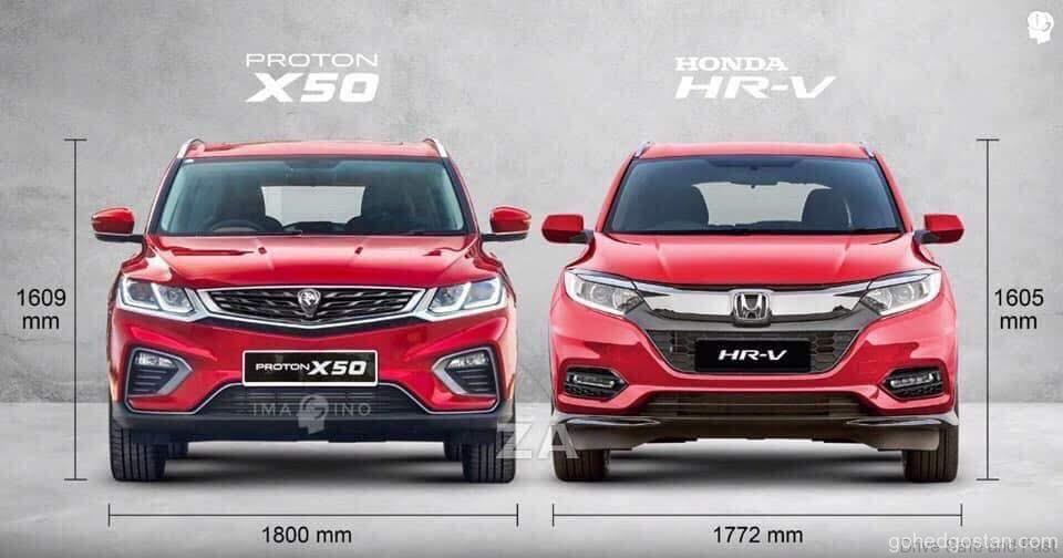 X50 LWN HR-V 2