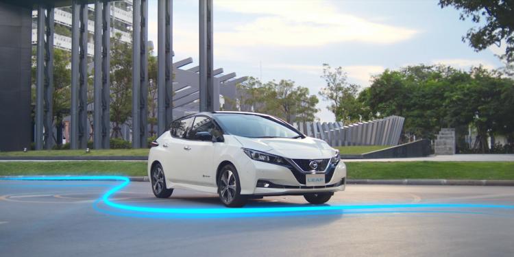 Nissan EV 5