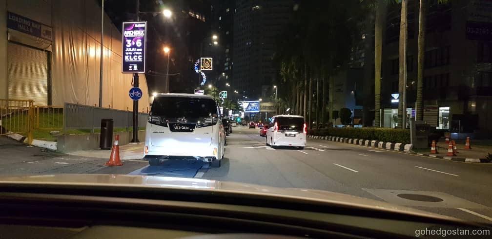 Double Parking 4