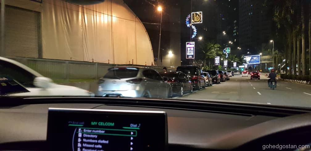 Double Parking 6