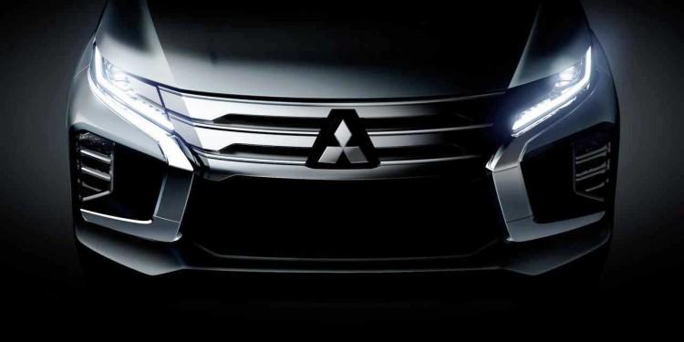 Mitsubishi pajero sport teaser 05