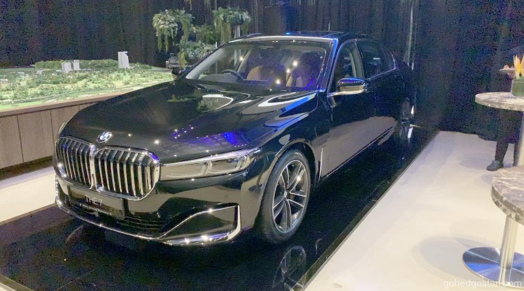 BMW 7 & X7 4
