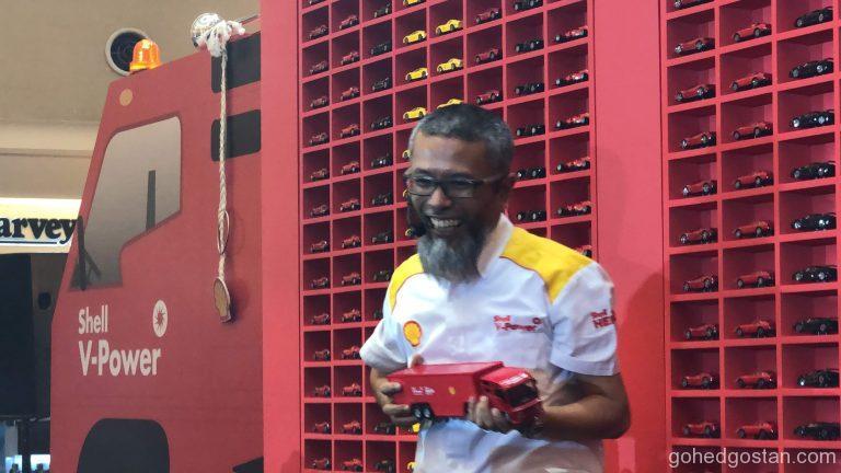 Harga Kereta Ferrari Di Stesyen Shell Seluruh Malaysia ...