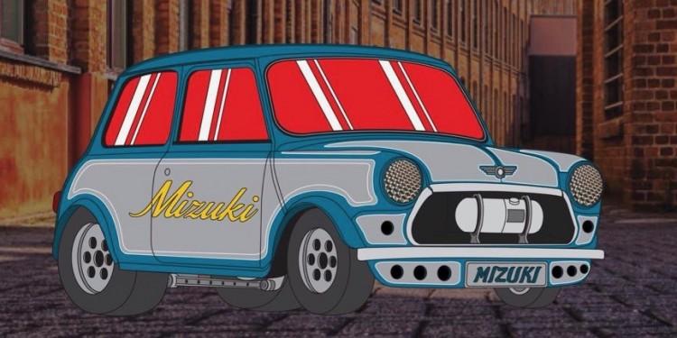 Art Of Speed Mizuki 3