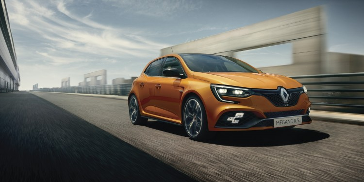 All-New Renault MEGANE R.S. 3