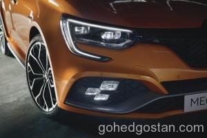 Renault MEGANE R.S. 56
