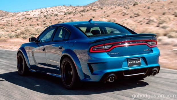 Dodge Charge SRT Hellcat 1