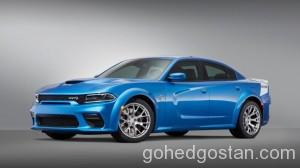 Dodge Charge SRT Hellcat 3