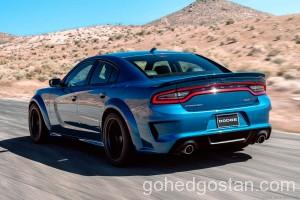 Dodge Charge SRT Hellcat 6