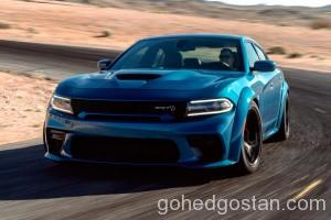 Dodge Charge SRT Hellcat 7