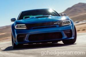 Dodge Charge SRT Hellcat 8