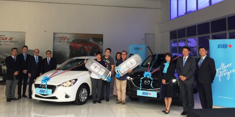 Mazda RHB Contest Winners