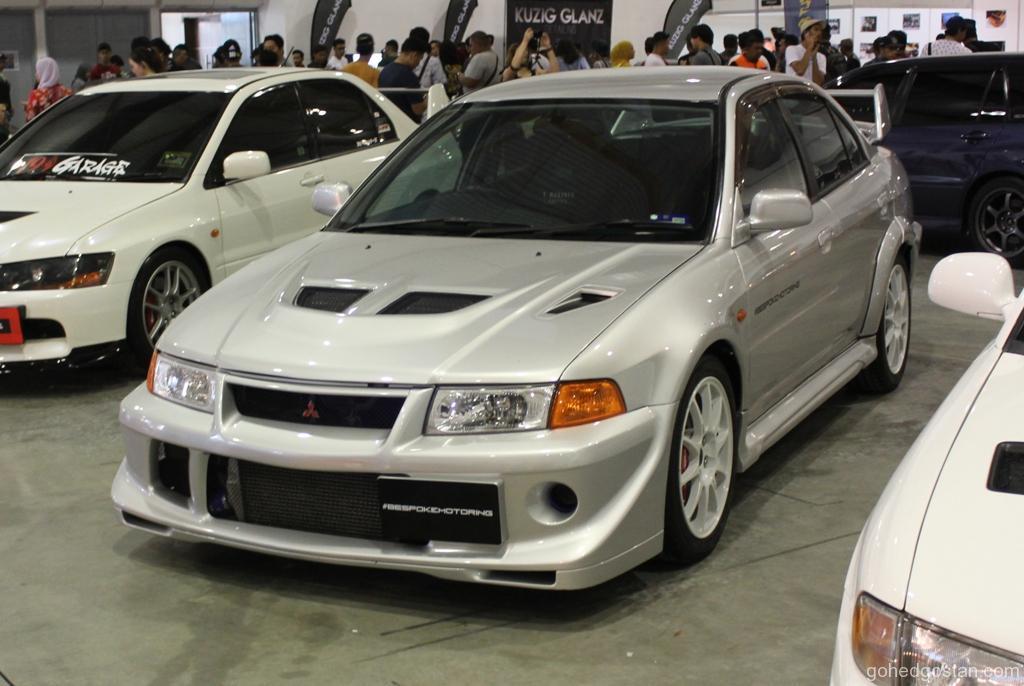 Mitsubishi Lancer Evo 6.5 TME
