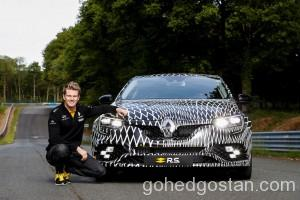 Renault MEGANE R.S. 69