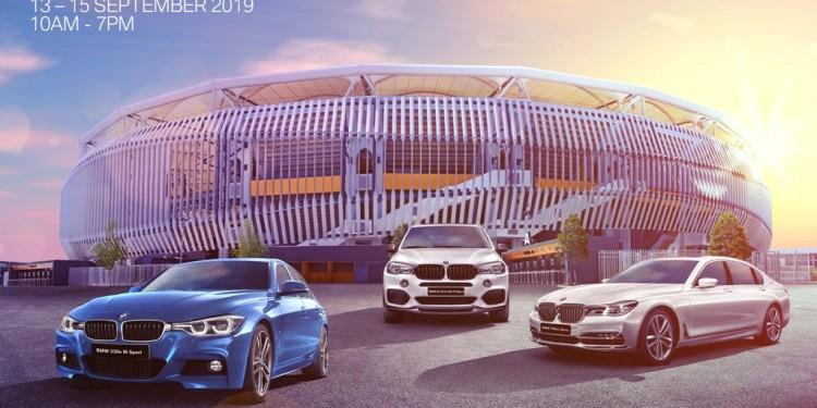 1. The BMW Premium Selection Fair